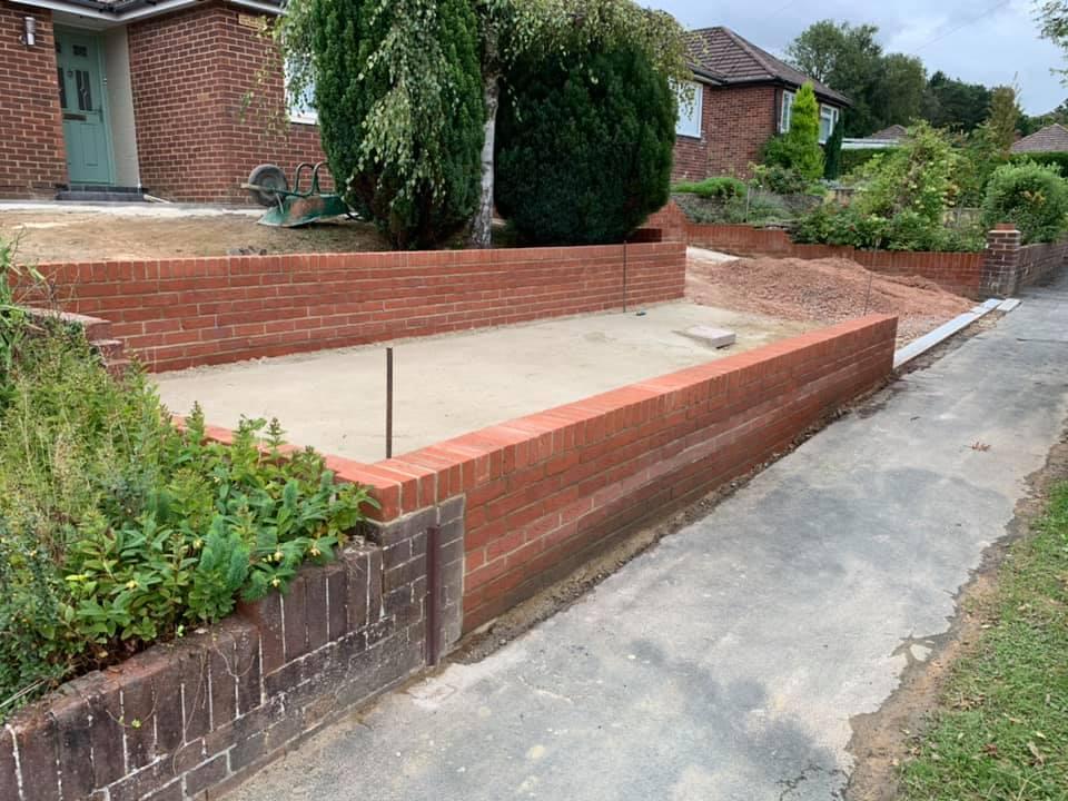 Brick Work Southampton