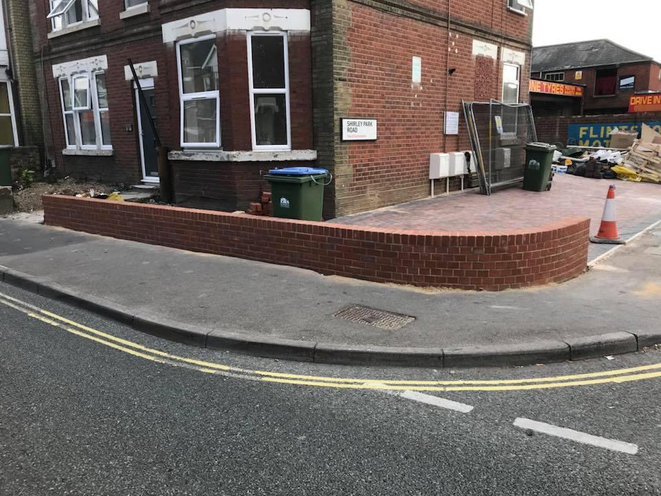 Brick Laying Southampton